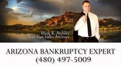 Bankruptcy Lawyer Gilbert Arizona - Mark Atchley (480) 497-5009 If you have questions about filing bankruptcy in Gilbert AZ Mark Atchley is an expert on the Bankruptcy processed in Arizona! He can guide you through the landmine of the process so you come out clean on the other end! It's a tedious process and you need to have the right attorney to guide you through it!  www.arizonabk.com for more information  Bankruptcy Lawyer Gilbert Arizona Bankruptcy Lawyer Gilbert Arizona Bankruptcy…