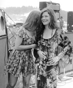 Janis Joplin | whisper | 27 club | iconic | woodstock | friendship | rock n roll | www.republicofyou.com.au
