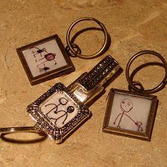 Little Inspirations: Grandparent Gifts