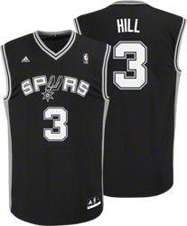 George Hill Jersey: adidas Revolution 30 Black Replica #3 San Antonio Spurs Jersey $0.00 http://www.fansedge.com/George-Hill-Jersey-adidas-Revolution-30-Black-Replica-3-San-Antonio-Spurs-Jersey-_-664994734_PD.html?social=pinterest_pfid46-32411