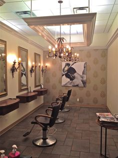 The 100 Best Salons in the Country | Salons, Salon ideas and Salon ...