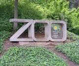 The National Zoo, Washington DC's 163-acre zoological park set within the Rock Creek National Park, features more than 400 different species of animals. The National Zoo is a part of the Smithsonian Institution and admission is FREE! (There is a fee however, for parking in Zoo lots.)