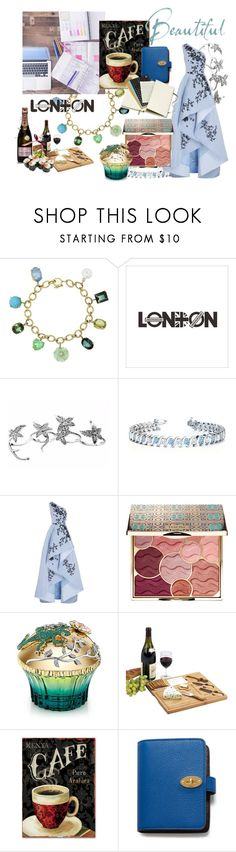 """Sunday Motivation"" by martina4pisova on Polyvore featuring Irene Neuwirth, Allurez, Monique Lhuillier, Sephora Collection, House of Sillage, Picnic at Ascot, Moët & Chandon, Trademark Fine Art and Mulberry"