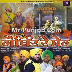 Latest Punjabi Album's - Gobind De Sher - Satwinder Bugga And More Added in 48,128,320, Zip + Ringtones - http://www.mr-punjab.com