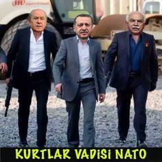 Muhteşem üçlü NATO'ya karşı  😎😎😎