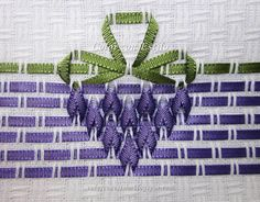 Herb Embroidery, Ribbon Embroidery, Swedish Weaving Patterns, Bargello, Crochet Doilies, Cactus Plants, Needlepoint, Needlework, Cross Stitch