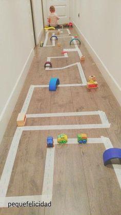 Imagination play // fine motor skills development ideas