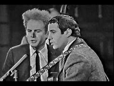 Simon and Garfunkel - Sounds of Silence. Great, great song, and surely two of the most beautiful voices ever.