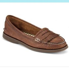 8481525709a Sperry Topsider Cognac Penny Loafer Sperry Topsider Cognac Penny Loafer