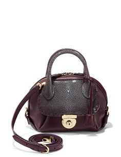SALVATORE FERRAGAMO Mini Fiamma Bag
