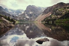 Colorado Lake Isabelle Photography
