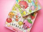 Fruity memo pad now in stock!