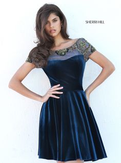 Sherri Hill 50699 AVAILABLE!! Size 4