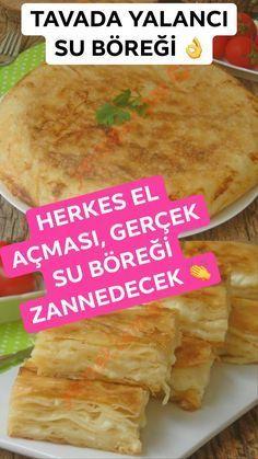 Ricotta cake flavored with lemon balm - Healthy Food Mom Borek Recipe, Gourmet Recipes, Snack Recipes, Bread Machine Recipes, Cinnamon Bread, Cake Flavors, Turkish Recipes, Artisan Bread, World Recipes