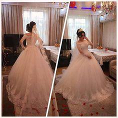 Vestido De Noiva Sexy Long Sleeve Lace Wedding Dresses 2016 Court Train Off the Shoulder Bridal Gown Robe De Mariage