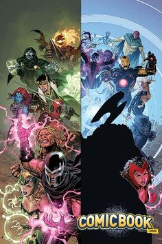 Axis:Avengers and X-men #3