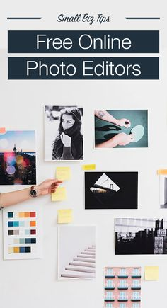 Not Photoshop savvy? No Problem! We showcase some of the best free online photo editors for you to use for editing your own photos! Best Camera For Photography, Photography Editing, Photography Ideas, Best Cameras For Travel, Photo Editor Free, Online Photo Editing, Magazine Collage, Best Cameras For Beginners, Free Photoshop