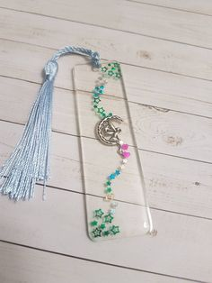 fairy bookmark resin bookmark gifts for book lovers bookmark for girls book lover gift bookmarks gifts bookmarks for books Diy Resin Art, Epoxy Resin Art, Diy Resin Crafts, Uv Resin, Resin Molds, Jewelry Crafts, Diy Art, Stick Crafts, Etsy Crafts
