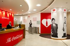 coca cola headquarters inside - Google Search
