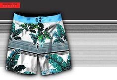 Boardshort Voxx | Design by www.juniorbill.com