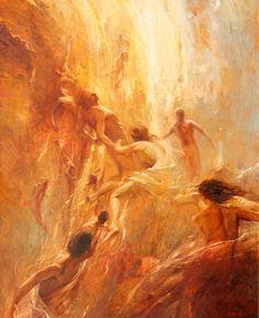 Arise by Walter Rane