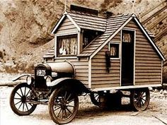 THE SMALL HOUSE MOVEMENT IN A NUTSHELL, by Jay Schaefer: It makes sense that, as more information gets published about small houses, more misinformation is bound to surface too. Most of the stories out there are as harmless as they are entertaining. So far as I can tell, it's not true that the typical tiny house can be built for less than the cost of a single tank of gas; nor is it, apparently, true that some of these places can be heated for a whole week by a single human fart. (Article)