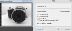 Si le dernier article indiquait comment optimiser ses photos et images de blog en les réduisant, il existe encore d'autres petites choses possibles, qui per