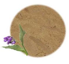 Comfrey Root POWDER  #candlemaking #soapmaking