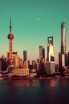 Shanghai | ©| AOI