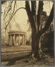 The Temple of Love, Petit Trianon, Versailles, 1902 by Eugène Atget