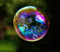 Bubbles in a Bubble