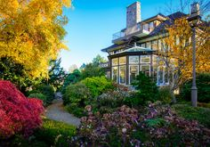 Cecil Green Park House in Vancouver, British Columbia