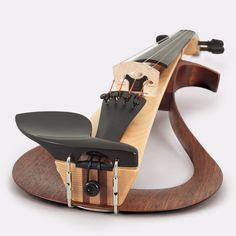 Resonancia del violín de madera