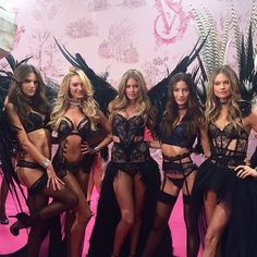Heeey guys welcome to my vs fan page. My name is Gabi, I'm from Brazil and as many of you I am here suffering for womans who walk into a gigant runaway with langerie. It's life 😪. just to clarify IM not going to post only photos of vs models but also other models that I admire. Hope you enjoy and please follow my another vs account on Twitter @dontouchmyangel 💕💕 #victoriasecrets #vs #models #vsmodels #candiceswanepoel #doutzenkroes #alessandraambrosio #lilyaldridge #behatiprinsloo…