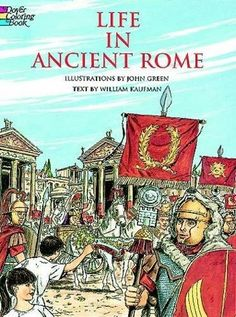 Life in Ancient Rome - Kids Travel Books