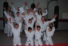 Budocentrum Chikara - 14-02-2015 Karate graduaties