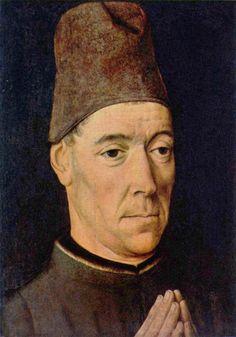 Dieric Bouts - Portrait of a man