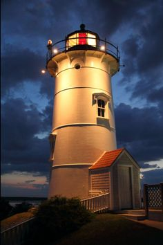 Beautiful Lighthouses in America (PHOTOS) Nobska Point Light, Falmouth, MA