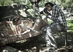 Mario Sorrenti shoots Milla Jovavich for Pirelli calendar