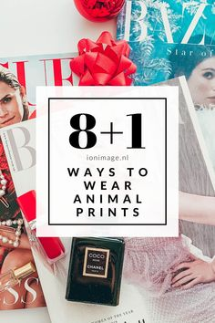 Learn new ways to wear animal prints with your favorite virtual personal stylist. Look your best in fabulous jungle inspired outfits. You can consider animal print neutrals or a walk on the wild side. They can look cute, sexy, cool or classic depending on how you style them. The possibilities are endless and I want to show you the ways I like to style my leopard, zebra, tiger and snake prints. #styleideas #howtowear #fashionideas #animalprints