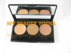 NYX Trio Eyeshadows #11 Orange/Golden Orange/Peach #NYX http://mybeautytools.blogspot.it/2013/06/nyx-trio-eyeshadows-11-orangegolden.html