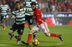 Benfica 2 - 1 Sporting: Incomparável - Red Pass