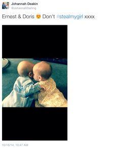 Louis's mum is DaBomb.com