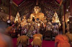 Wat Suan Dok Meditation Retreat - Lonely Planet