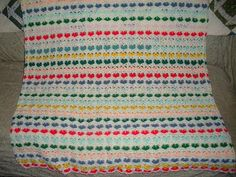 LOVE this crochet I Love Scrap Yarn blanket; pattern for free to members on Ravelry or here http://www.crochetmagazine.com/newsletters-proofing.php?mode=article_id=640