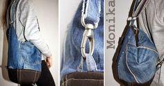 machwerk: Sixta: Tasche, Rucksack oder Matchsack