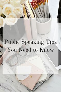 Public Speaking Tips You Need to Know - Elana Lyn