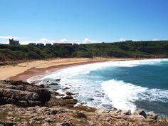 #Playa de los Locos #Suances #Cantabria