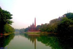 Travel photography blog: Tourism news, photos and tips for visiting Bangladesh: A beautiful day in Dhaka city of Bangladesh