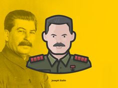 Joseph Stalin Avatar Icon